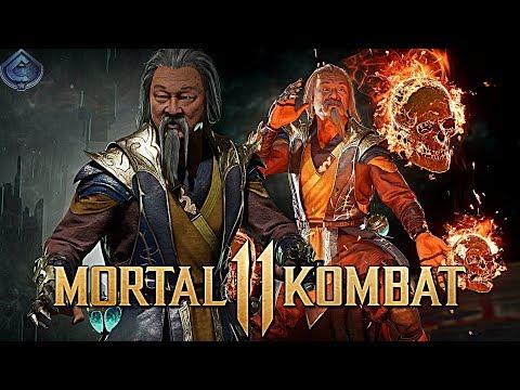 Mortal Kombat 11 Online - CRAZY SHANG TSUNG COMBOS!