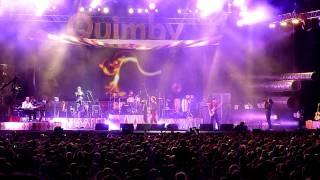 Quimby - Magam adom (2011.11.12. - Aréna)