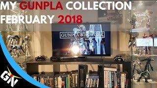 Editor's Gunpla Collection 2018