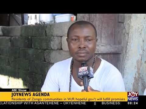 JoyNews Agenda - AM Show on JoyNews (18-6-18)