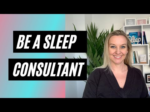 Sleep Consultant Training - How To Become a Sleep Consultant in ...