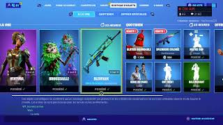 Live Boutique Fortnite Du 8 Aout