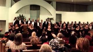 Jesus is a Rock in a Weary Land: DESA Show Choir