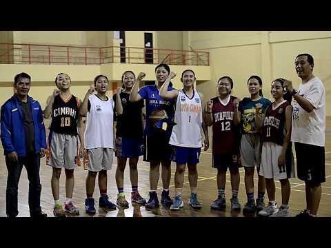 Bola Basket Putri Kota Cimahi Kembali Bangkit
