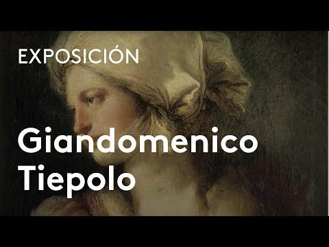 Exposición  Giandomenico Tiepolo (1727-1804). Diez retratos de fantasía