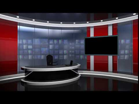 Virtual set backgrounds hd free download red news studio set
