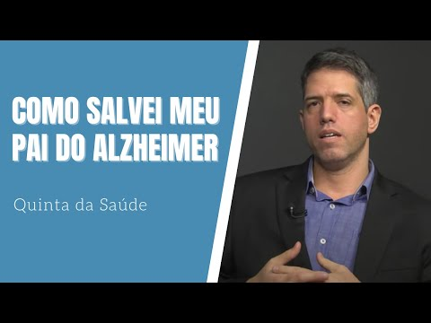 """Como salvei meu pai do Alzheimer""…"