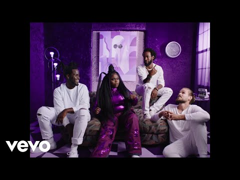 Self Care ft. Jaime Woods, Orleans Big, Anjelika 'Jelly' Joseph (Official Video) online metal music video by TANK AND THE BANGAS