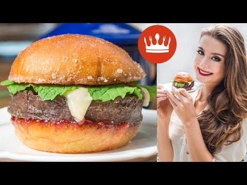 Hambúrguer Doce