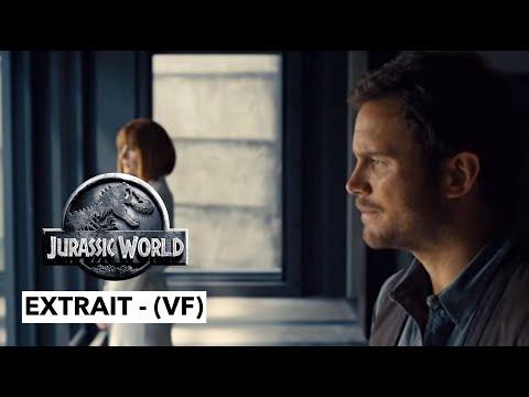 Jurassic World | extrait : Owen découvre l'enclos de l'Indominus rex | (VF)