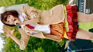 まいどハンバーガールZ・ラブリーマッシュルームむーちゃん「二度づけしないで」ふかきた音楽祭深北緑地・芝生広場