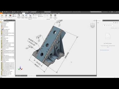Inventor 2019.1 What's New: Improved Collaboration with MBD