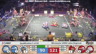 Qual 5 - 2017 Minnesota 10000 Lakes Regional