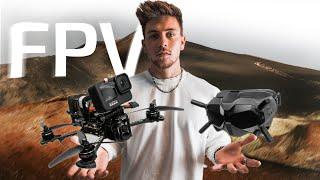 FPV Drohne FLIEGEN LERNEN in 7 TAGEN