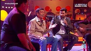 Damián Solís | El Padre De Damián Lo Sorprende Viniendo A Plato A Cantar Una Sevillana | Gala 44