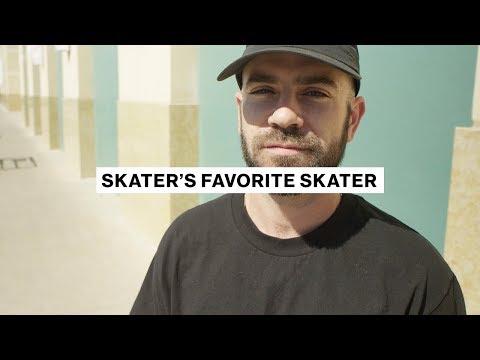 Skater's Favorite Skater | Zered Bassett | Transworld Skateboarding