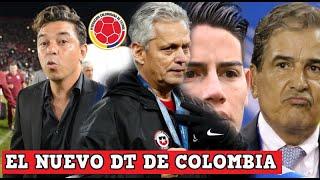 ESTE SERA EL NUEVO TECNICO DE COLOMBIA