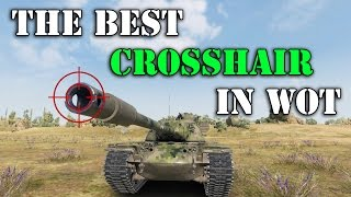 The BEST Crosshair in World of Tanks (Without Mods)