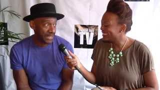 Capital Jazz TV interview with Marcus Miller at Capital Jazz Fest 2014