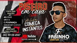 Live Piseiro em Casa - com Fabinho Cantor