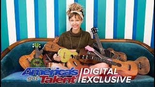 AGT Winner Grace VanderWaal Shares Audition Tips For Season 13 - America