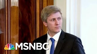 President Donald Trump Now Must Settle For Second-Rate Talent: WaPo | Morning Joe | MSNBC