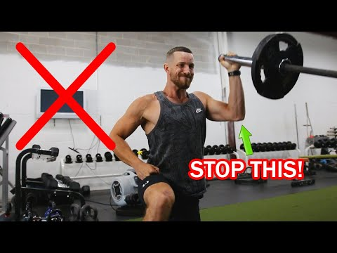 How To PROPERLY Half Kneeling Landmine Press For Muscle Gain