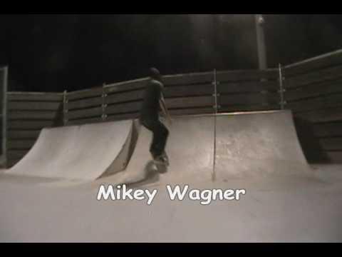 Lawrence Centennial Skatepark Montage #1