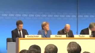Меркель теряет поддержку внутри своей партии.