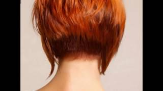 Hairstyles Bob Cuts Back View Free Video Search Site Findclip