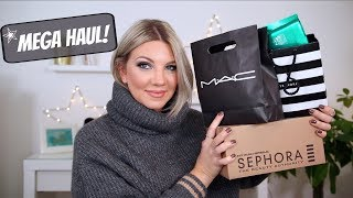 Haul Beauté : Sephora, Mac Cosmetics, Nyx, etc....| Solde VIB #FallFriday