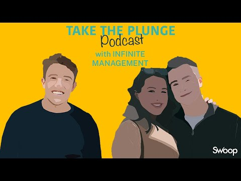 Infinite Management – Sam Patterson and Monica Gartner | Take The Plunge Podcast