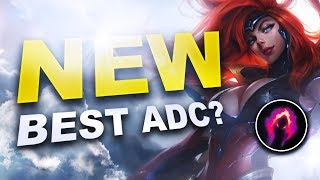 Why DARK HARVEST MISS FORTUNE is the New Best ADC for Solo Queue
