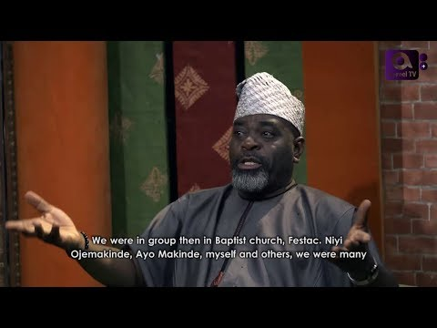 FUNSHO ADEOLU on GbajumoTV