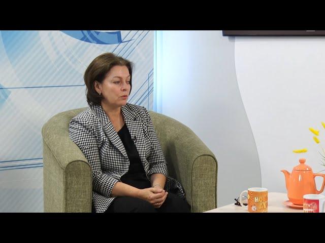 Начальник отдела министерства здравоохранения Иркутской области Ольга Кощина