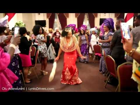 Josephine and Ike, Traditional Igbo Wedding by Lynksdrivers