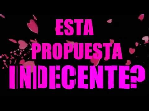 Propuesta Indecente (Lyric Video)