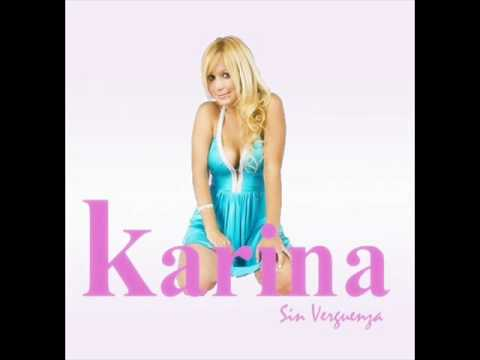 Me voy a acostumbrar - Karina
