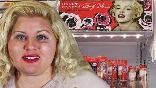 Hard Candy X Marilyn Monroe Makeup