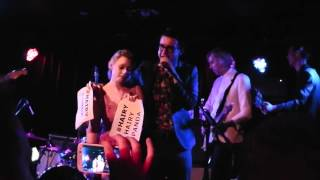 Spector: Chevy Thunder (intro and song) - Live in Whelan's Dublin May 2012
