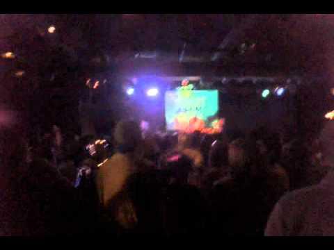 Ruckus @ Bottom Lounge (12-3-11) Tour of Horror (Figure, Ruckus, The Killabits)