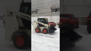 Погрузчик с бортовым поворотом Lonking CDM308 от компании ООО «Погрузчик-Сервис Уфа» - видео
