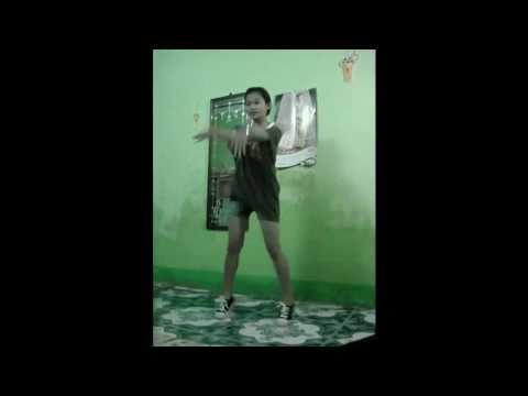 Suffle dance LMFAO cover bởi bé gái 11 tuổi