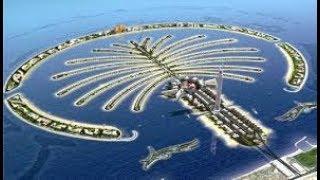 Суперсооружения  Пальмовые острова в Дубае  National Geographic HD