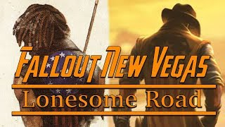 Fallout NV Lonesome Road Infinity War Trailer Music