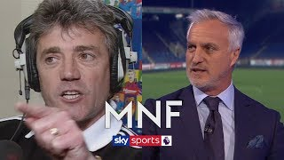 David Ginola Believes Newcastle Should Have Won The Premier League In 1995/96! | MNF