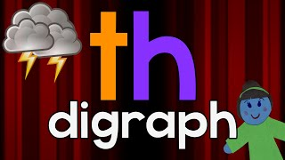 """Digraph """"th"""" 