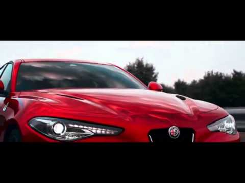 Alfa Romeo - The All-New Giulia