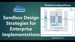 Sandbox Design Strategies for Enterprise Implementations