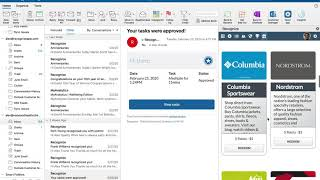 How to engage employees who work from home with employee recognition and rewards inside Office 365.